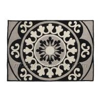 Wholesale Modern Design Floral Wool Decorative Rug For Home, Hotel, Bedroom, Bathroom Rugs from china suppliers