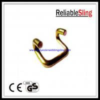Wholesale CE GS Approved Open U Ratchet Strap Hooks , Ratchet tie down strap hooks from china suppliers
