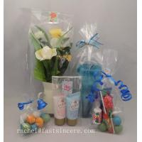 Wholesale CLEAR CELLO GIFT, PARTY, DISPLAY, SWEET CPP PLASTIC BAGS WITH GUSSET VARIOUS SIZES from china suppliers