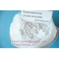 Wholesale 5949-44-0 Bodybuilder Trenbolone Powder Testosterone Undecanoate For Strength from china suppliers
