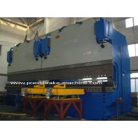 Wholesale 1000 Ton Tandem Press Brake Shear Steel Beam Bending Front Feeding from china suppliers