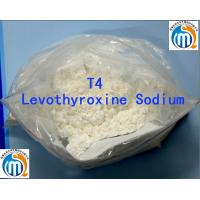 Wholesale Synthroid Weight Loss Steroids Levothyroxine Sodium T4 Muscle Building CAS 25416-65-3 from china suppliers
