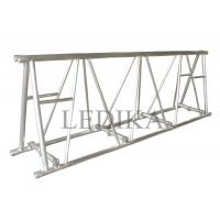 Wholesale High Load Triangular Aluminum Folding Truss / Foldable Truss Conical  520 * 950 mm from china suppliers