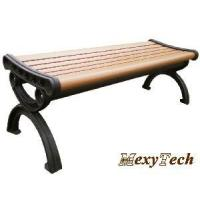Wholesale Eco-Wood Street Bench 1500x530x420mm (112X) from china suppliers