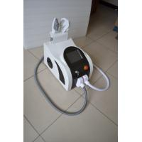 Wholesale Portable SHR Hair Removal Elight With Two Handles For Shrink Pores from china suppliers