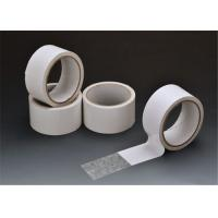 Wholesale Pressure Sensitive Adhesive Double Sided Tissue Tape White Release Paper from china suppliers
