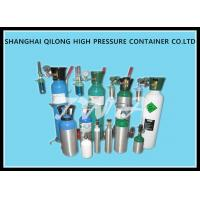 Quality Medical High Pressure Gas Bottles 13.4L Wirh Aluminum AA6061 for sale