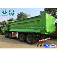 Wholesale Underground Heavy Duty Dump Trucks For Mining Industry , 8x4 Driving mode from china suppliers