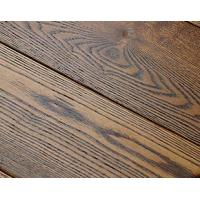 Quality Brushed Ash wood flooring for sale