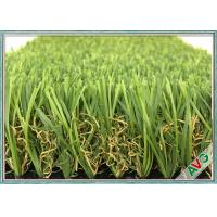 Wholesale W Shape Outdoor Synthetic Grass / Artificial Grass Waving Surface 12800 Dtex from china suppliers