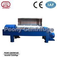 Wholesale Strong Power Decanter Centrifuges Continuous Centrifuge For Waste Water Plant from china suppliers