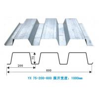 Wholesale Hot dipped galvanized steel deck floor sheet for construction material from china suppliers