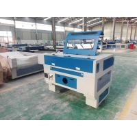 Quality Acrylic Plywood Leather CNC Laser Engraving Cutting Machines 900 * 600mm for sale