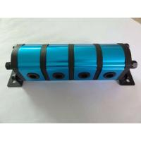Wholesale Straight Tooth hydraulic gear flow divider , 4 Way Hydraulic Flow Divider Valve from china suppliers