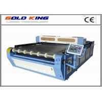 Wholesale Auto-feeding fabric laser cutting machine for wood, fabric, acrylic with best laser cnc router price from china suppliers