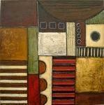 China Abstract Reproduction Oil Paintings on sale