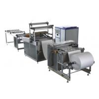 Wholesale High Efficiency Glass Fiber Pleater Machine , 2*26 Gluing Line from china suppliers