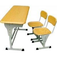 China Double Student Desk and Chair (HT-60) on sale