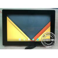 Wholesale 10.1inch Taxi PCAP Touchscreen Bus Digital Signage , Car Media Player with Camera , GPS, 3G/4G from china suppliers