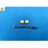 Wholesale 1.00mm Pitch Circuit Board Wire Connectors Crimp Housing Single Row 6 position from china suppliers
