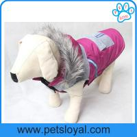 Wholesale Factory Wholesale Pet Product Supply Warm Winter Pet Dog Clothes from china suppliers