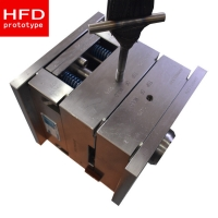Wholesale Tolerance 0.05mm Auto Parts Life 1000000 Shots Rapid Injection Mold from china suppliers