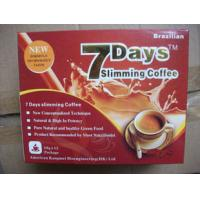 Wholesale Pure Natural New Brazilian 7 Days Slimming Coffee For Simple Fat, Puberty Obesity from china suppliers