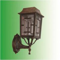 Wholesale solar outdoor wall light ,solar garden light from china suppliers