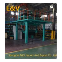 Wholesale Customized Size Copper Strip Continuous Casting Equipment 250Kw Three Body Furnace from china suppliers