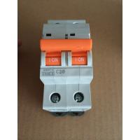 Quality High Capacity Household Circuit Breaker With 2 Pole 20A for sale