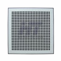 Wholesale Anti static Perforated Raised Floor , Stainless Steel Airflow Removable Flooring from china suppliers