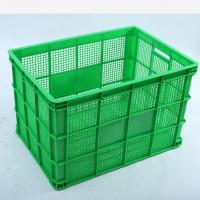 Wholesale 755 HDPE Plastic Basket / Square plastic basket /Plastic Shopping Basket from china suppliers