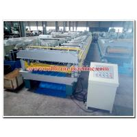 Wholesale Double Layer Metal Roll Forming Machine for Manufacturing Steel & Aluminium Roof Panels from china suppliers