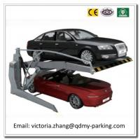 Wholesale CE 2 Level Parking Lift 2 Vehicles Parking 2-post Parking Lift 2 Level Mechanical Parking from china suppliers