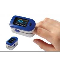 Wholesale Low Voltage warning Finger hand held OLED Pulse Oximeters Accuracy for home clinical  from china suppliers