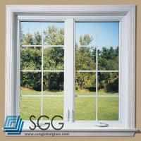 Wholesale insulated tempered glass windows 5mm+5mm 6+6mm 8+8mm from china suppliers