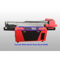 Buy cheap High Stability Wide Format UV Printer With 3 or 4 Richon Print Heads from wholesalers