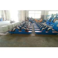 Quality 2T - 250T Conventional Pipe Welding Machine with Rubber Rollers for sale