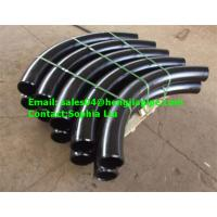 Wholesale carbon steel butt weld 5D PIPE BENDS from china suppliers