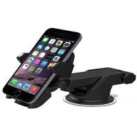 Wholesale Iphone / Samsung Car Dashboard Phone Holder , Cell Phone Windshield Mount from china suppliers