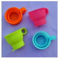 Wholesale flexible  silicone drinkware , silicone  drinkware cup supplier from china suppliers