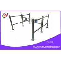 Wholesale Manual turnstile Pedestrian Barrier Gate with hand push For Shopping Mall from china suppliers
