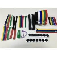 Wholesale Flexible Velcro Cable Wrap Roll , Screw - Mountable Velcro Ties For Cables from china suppliers
