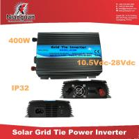 Wholesale 400W grid tie micro inverter 10.5-28VDC with MPPT function from china suppliers