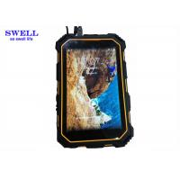 Wholesale 4g lte Quad Core Rugged PC Tablet / Fully Rugged Tablet 1280×800 Pixels from china suppliers