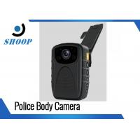 Quality 1080P Wireless Night Vision Body Camera , DVR Police Body Cameras Law Enforcement for sale
