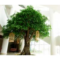 Buy cheap 6m huge outdoor park/resturant landsaping artificial banyan tree from wholesalers