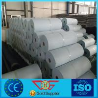 Wholesale 300g/m2 non woven needle punched geotextile fabric for road construction from china suppliers