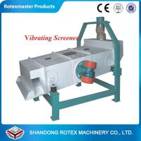 Wholesale High efficiency 3-6 tons per hour wood pellet screener biomass pellet plant widely using from china suppliers