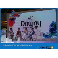 Wholesale Indoor 1R1G1B SMD Stage Full Color LED Screen Panel 1 / 13 Scan from china suppliers